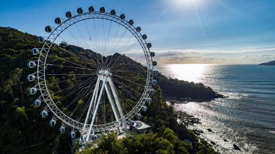 roda gigante bc